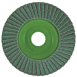 KGS Hybrid Flap Disc diamantslipeskive