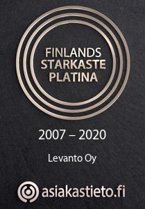 Finlands Starkaste Platina
