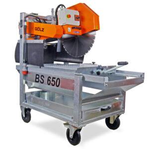 BS650 harkkosaha