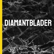 Diamantblader