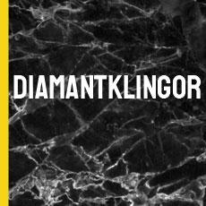 Diamantklingor