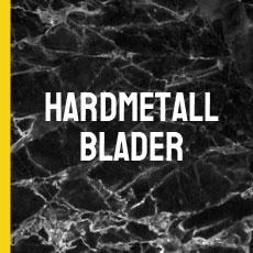 Hardmetallblader