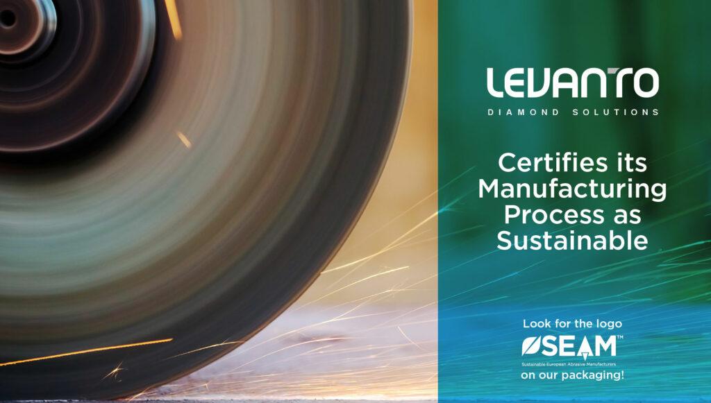 Levanto SEAM Certified Manufacturing